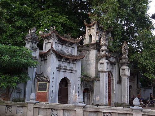 đền Mẫu Hưng Yên