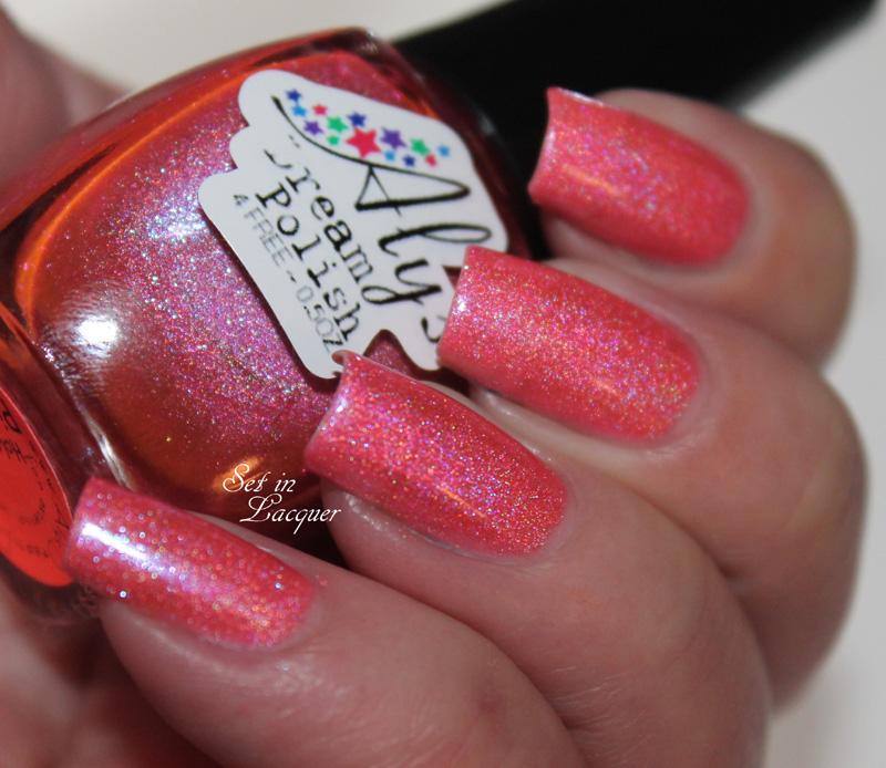Aly's Dream Polish - Pinkberry