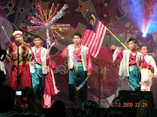 Jibran Di Pesta Pulau Pinang