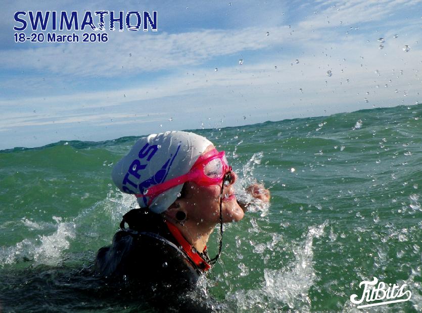 FitBits | Brighton sea swimming - Swimathon 2016