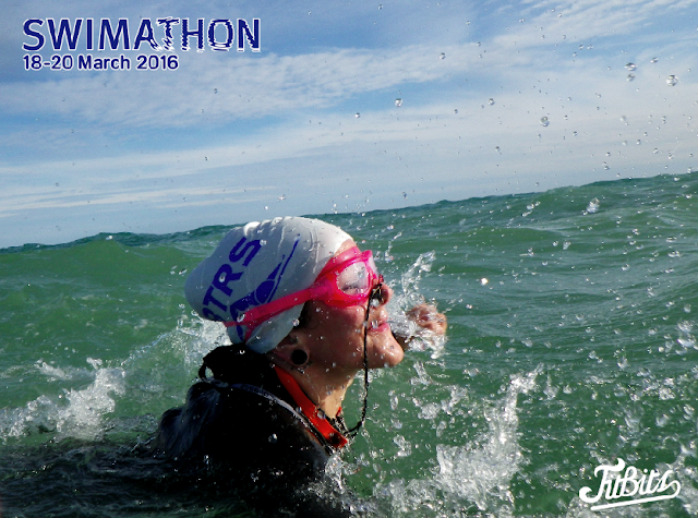 FitBits | Brighton sea swimming - Swimathon 2016