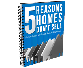 5 Reasons Homes Don't Sell