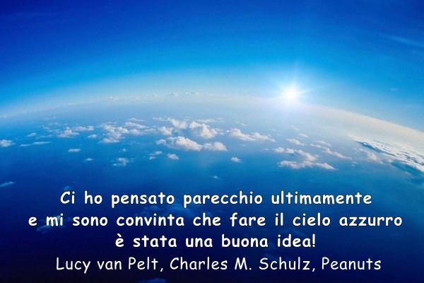 Aforismario cielo frasi e proverbi celestiali for Puoi ottenere un prestito per la terra