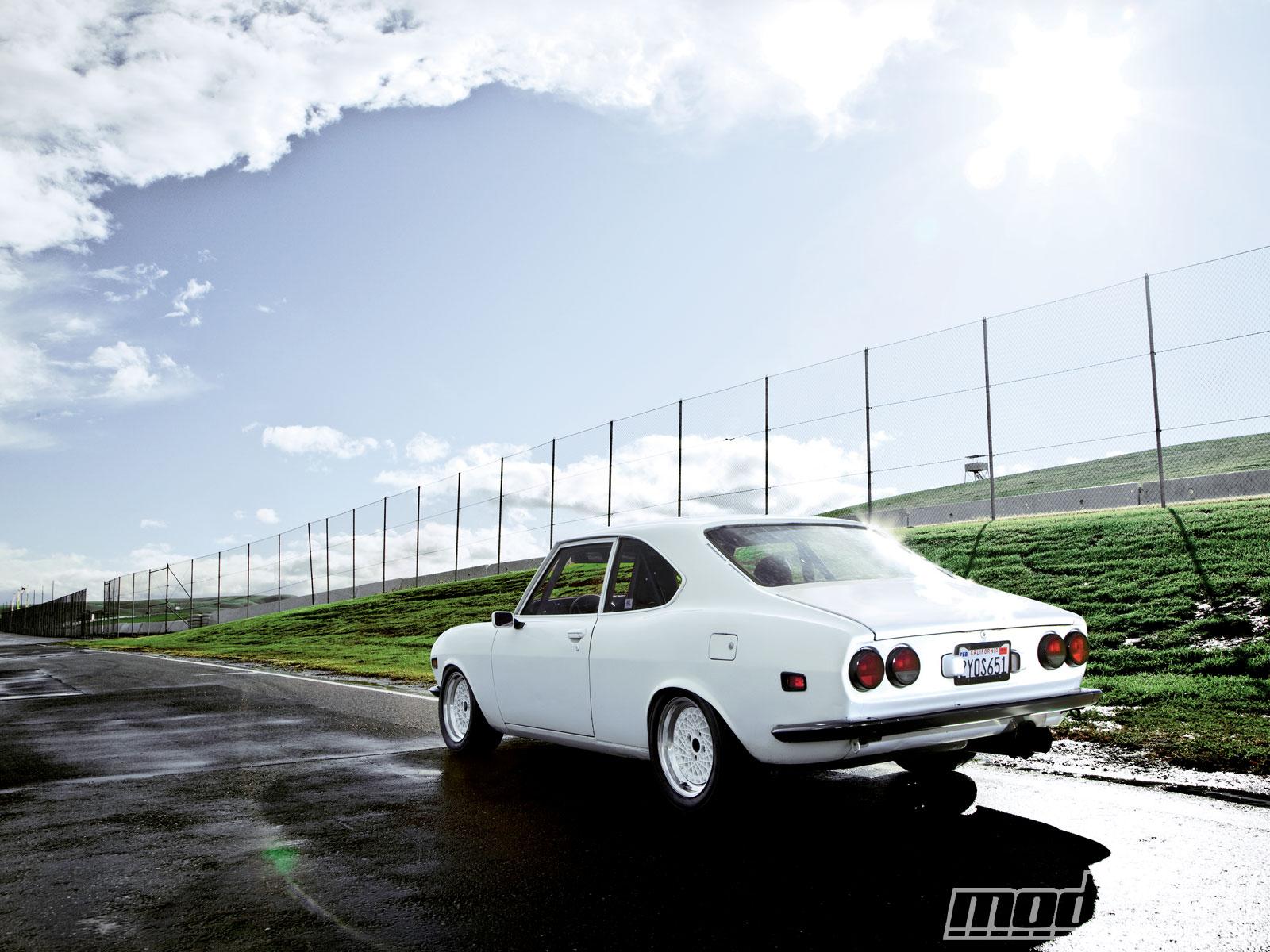 Mazda Capella (RX-2)  日本車, クラシックカー
