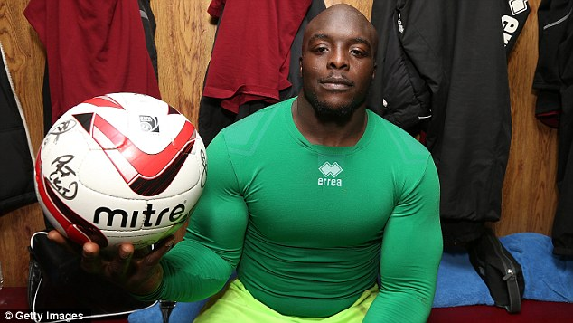 Maestro S Media British Nigerian Is The Strongest Man In