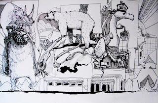 Marcos Santos- Animales y cosas