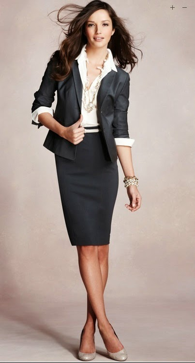 I love Fresh... Fashionable Business Attire For Young Women