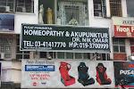 Prof Nik Omar & H/Dr Bazilah- Our New Homeopathy Clinic HQ at 12,Jalan 2/23a,  Kuala Lumpur