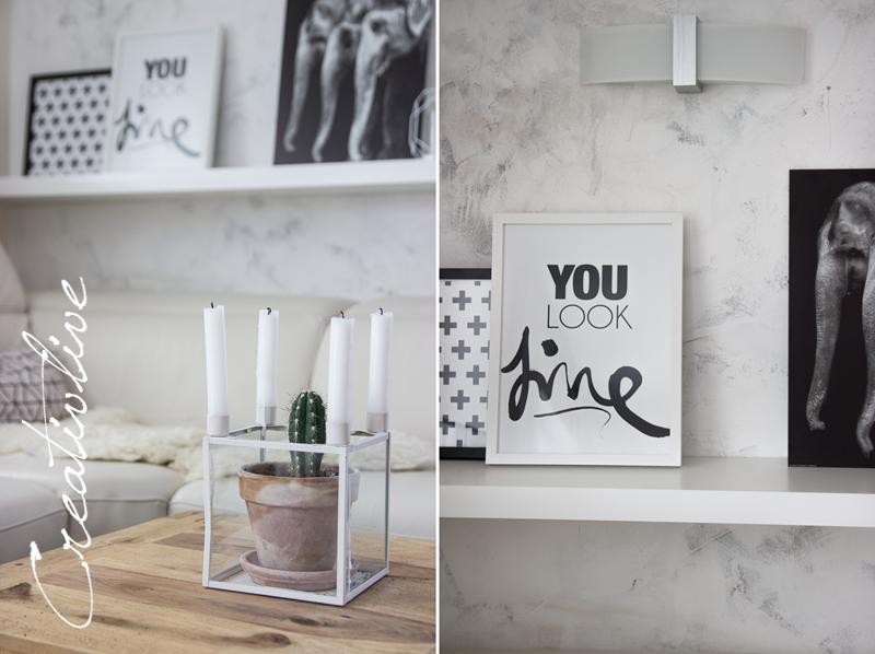 ver nderungen neue bilder an die wand creativlive. Black Bedroom Furniture Sets. Home Design Ideas