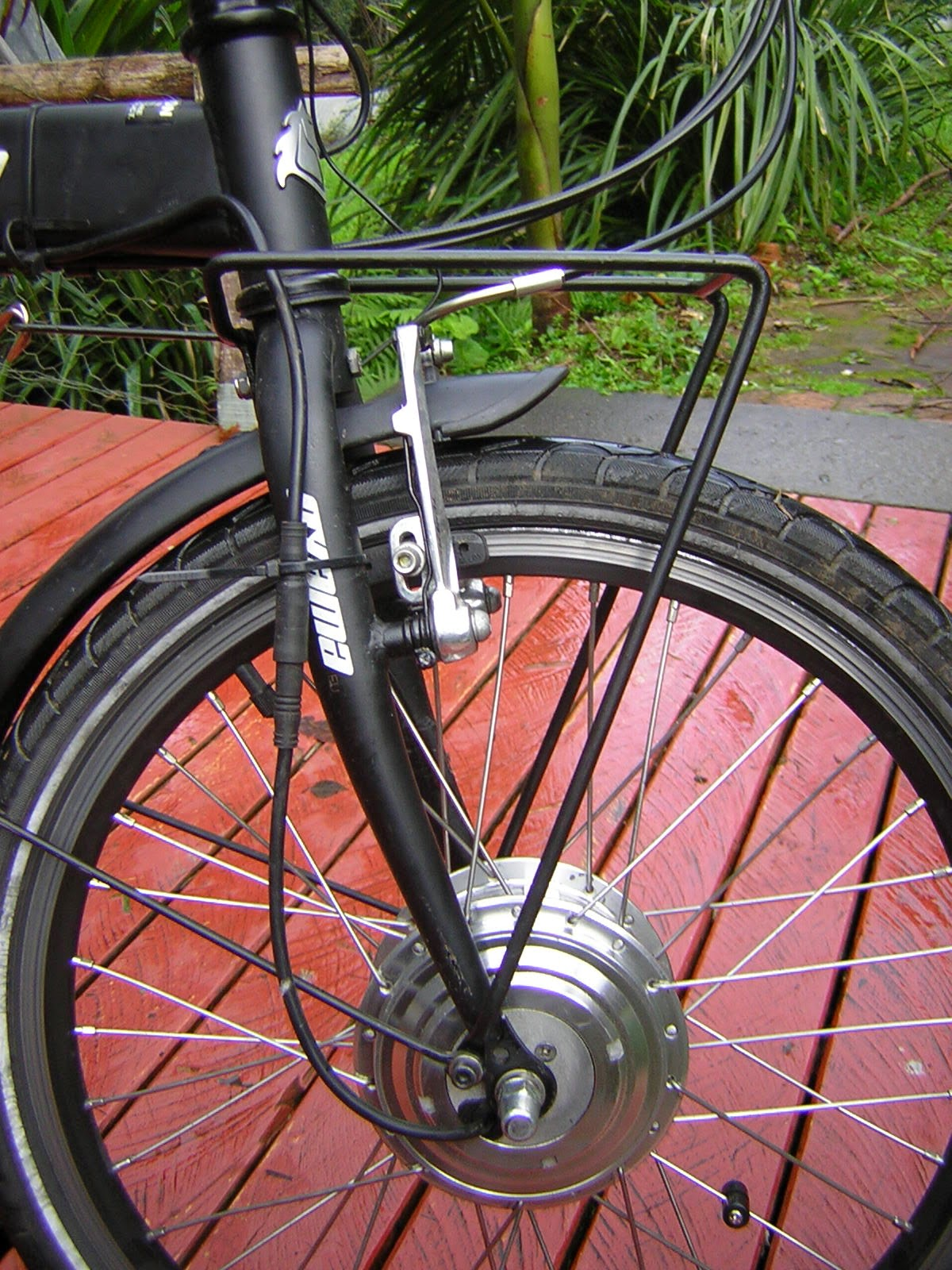 Bruce Teakle S Pages Ebike Diy How To Make An Electric