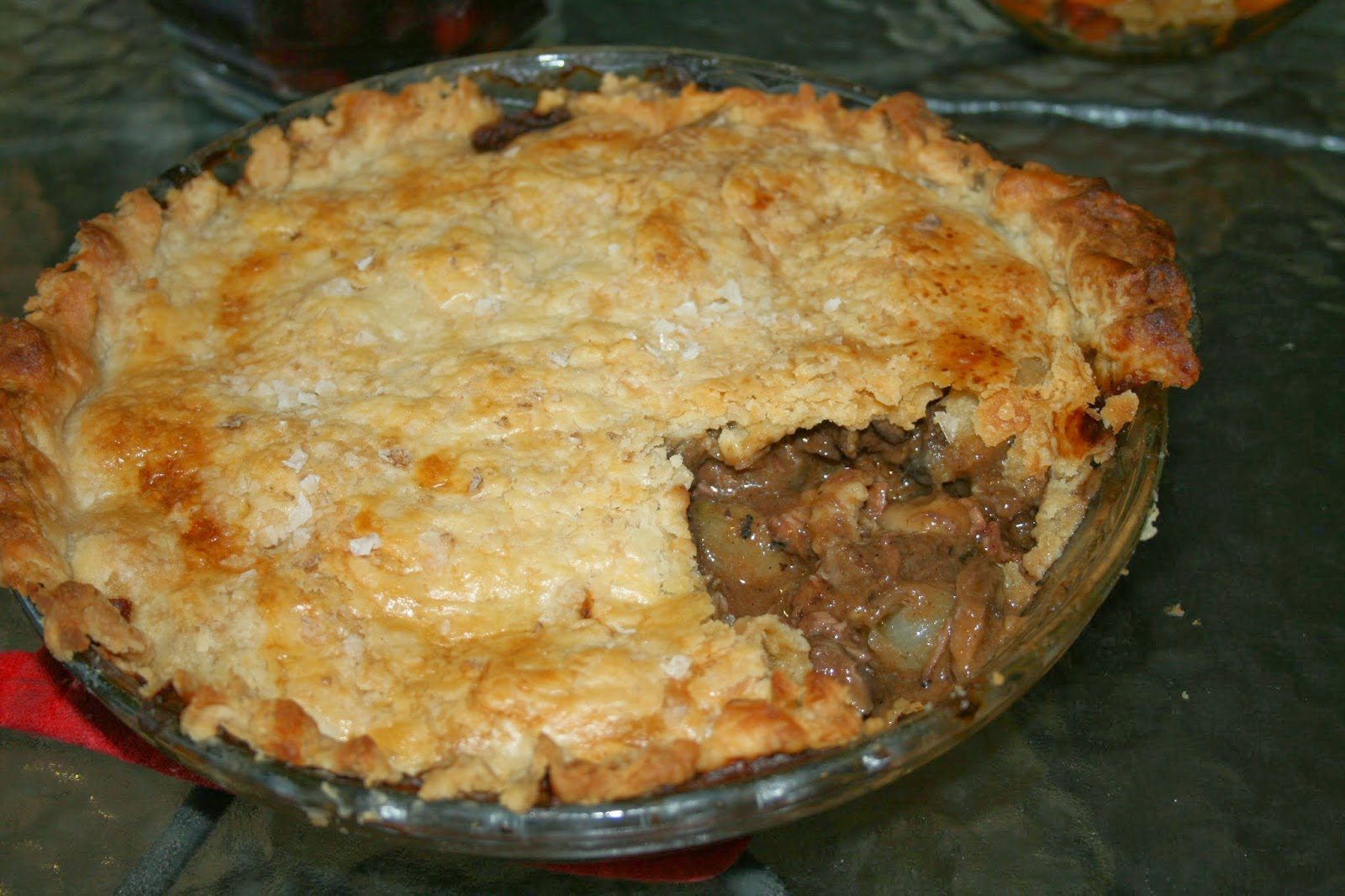 Julia's Cookbook: Short Rib Pot Pie
