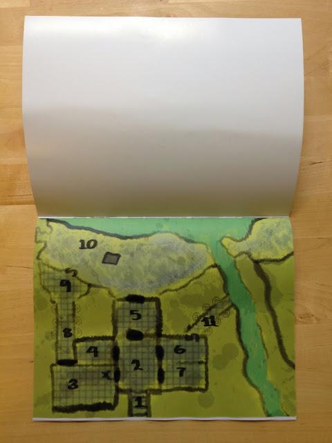 The Black Ruins Map - Corey Ryan Walden