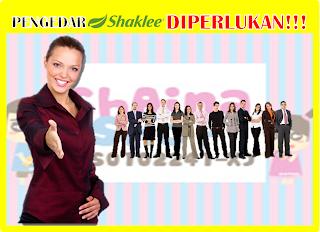 pengedar Shaklee Sri Aman