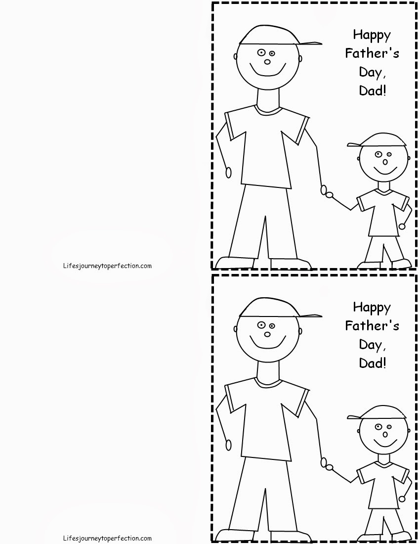 Grandpa Kids Coloring Pictures