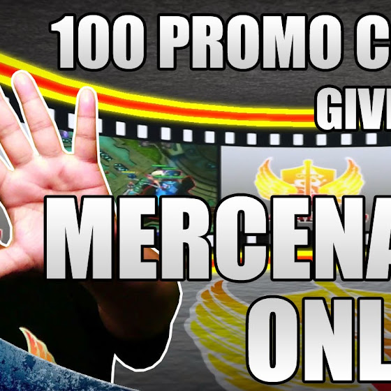 Mercenary Online, 100 Promo Codes Giveaway