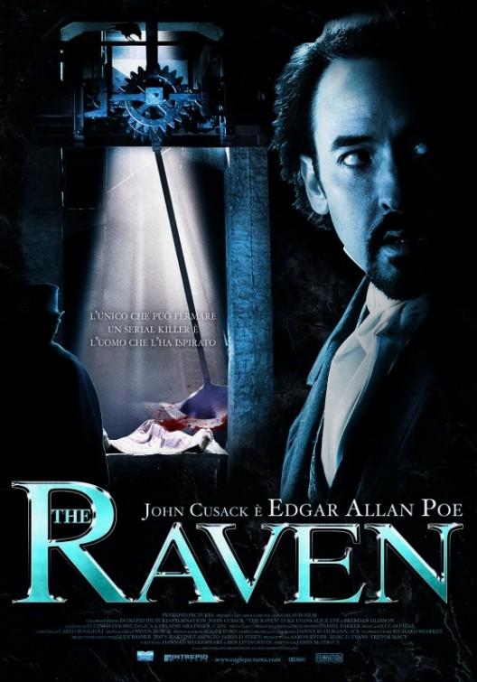 The Raven - Kẻ Săn Mồi ...