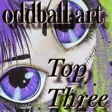 Oddball Art Top 3