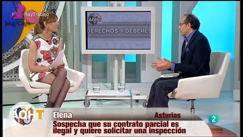 MARIA JOSE MOLINA, AQUI HAY TRABAJO (13.05.15)