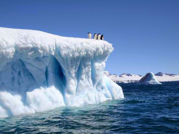 Devil Island in Antarctica