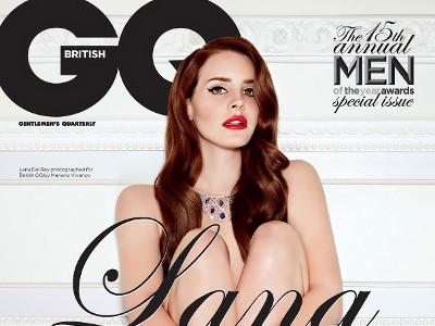 Gatas QB - Lana Del Rey GQ