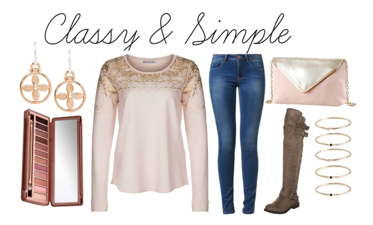 Weihnachts_Outfit_Ideen_klassisch_dunkelrot_gold_party_elegant_bequem_traditionell