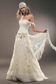 imagens de Vestidos para Casamento no Campo