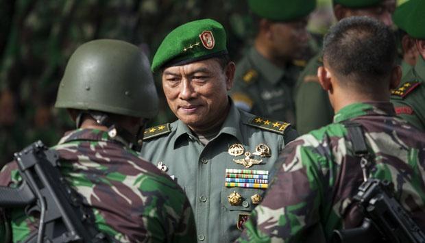 Kontras Amati Janji Moeldoko Terkait Netralitas TNI dalam Pemilu 2014