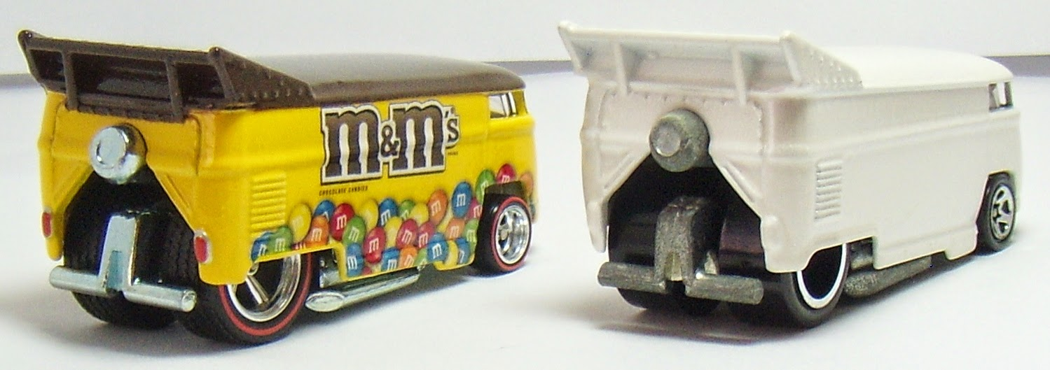 Hot Wheels Vw Drag Bus 85 Chevy Astro Pro Stock