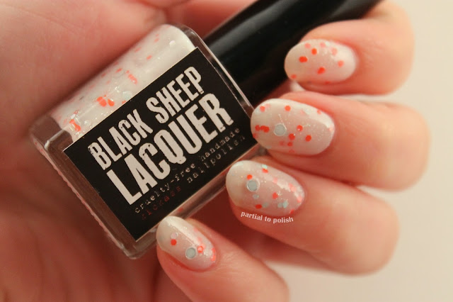 Black Sheep Lacquer Orange Crush