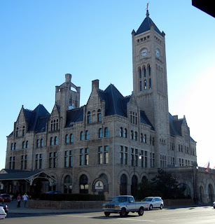 The Union Station Hotel in Nashville, TN
