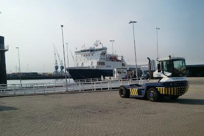Intermodalidad transporte de mercancías