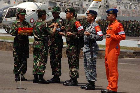 TNI Kembangkan Brigade Gabungan