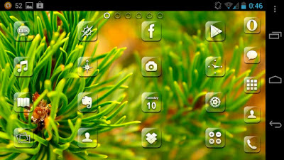 [Android] Prime Theme Go Launcher 1.0 Full Apk