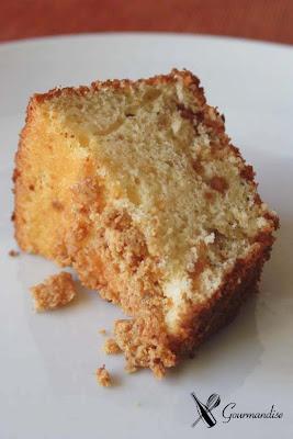 gourmandise bolo de paçoca