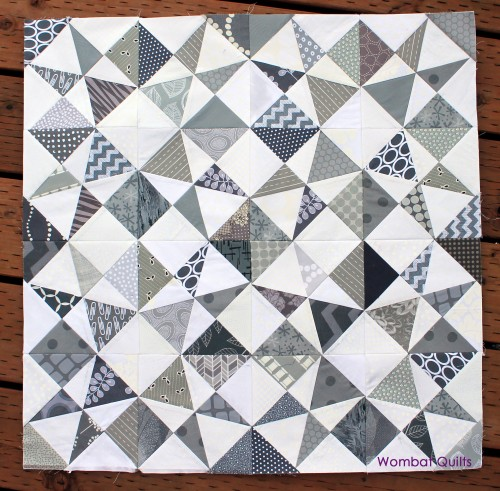 Atlantic Sea by Quilters Cache - Free Pattern