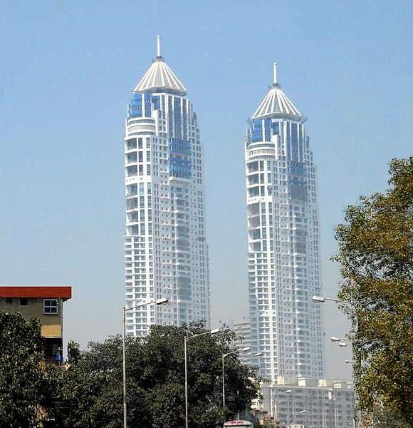 Superlatives of india tallest building in india Indian building photos