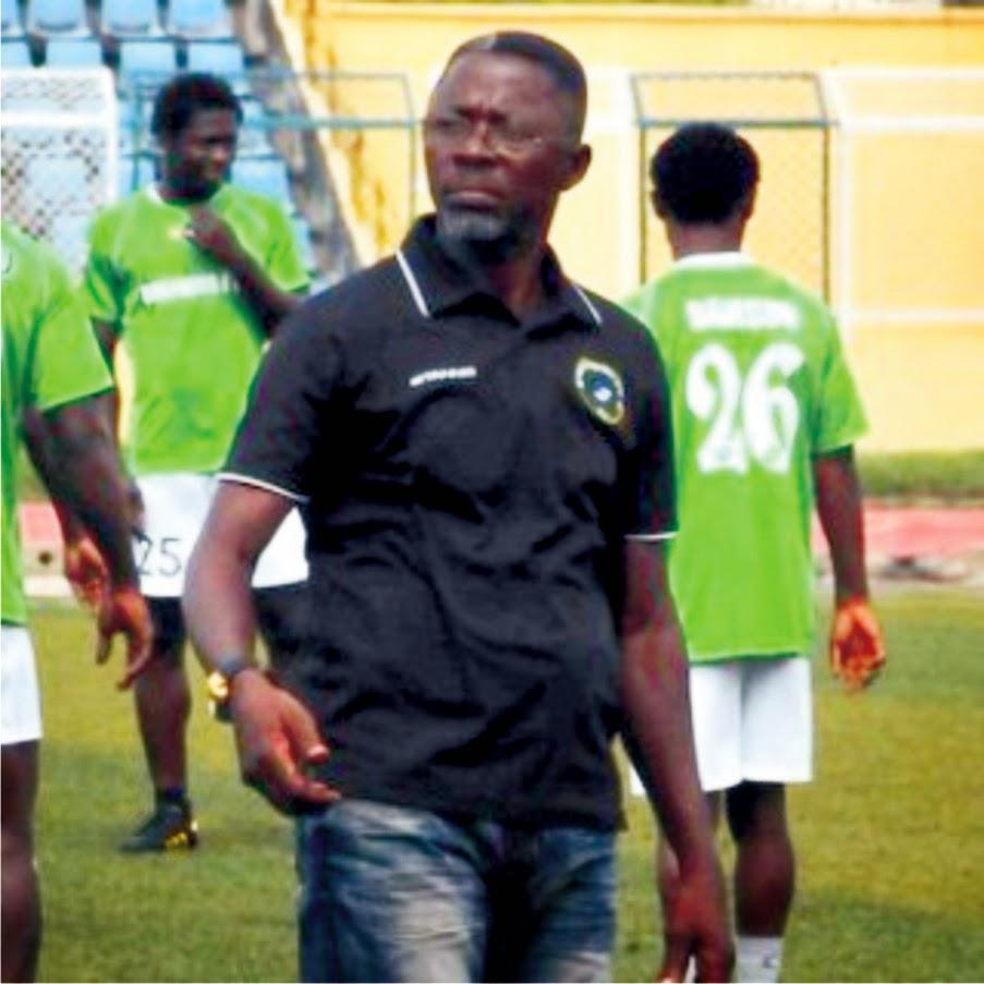 Akwa United unveils new coach -  Coach Baraje