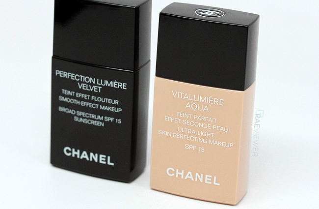 Chanel Foundation Coverage my Current Chanel Foundation