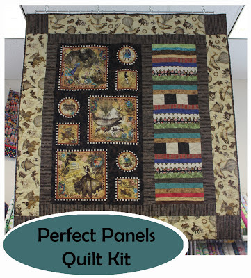 Perfect Panels Quilt Kit
