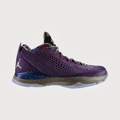 Jordan CP3 VII Men's Basketball Shoe # 616805-506