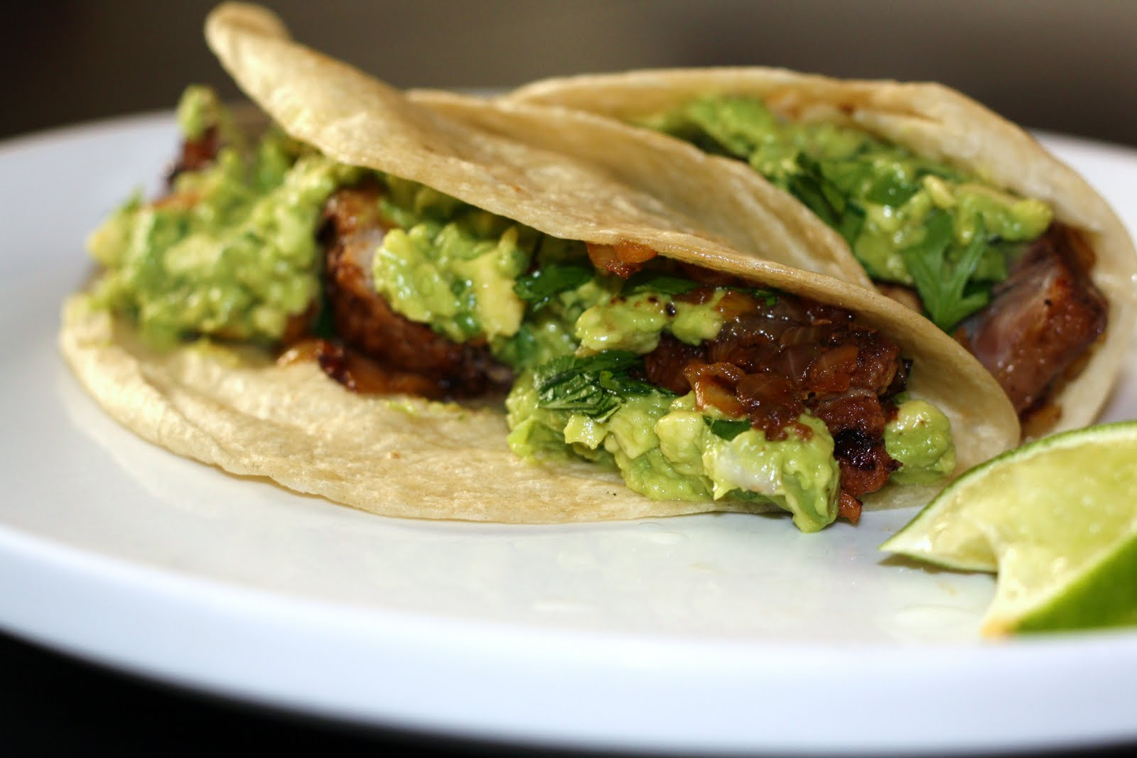 what's for dinner?: pork carnitas tacos... 1 hour and 15 minutes