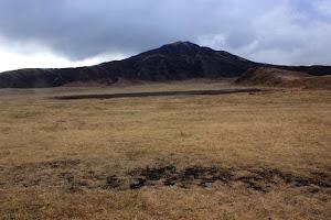MT.Eboshidake in Aso
