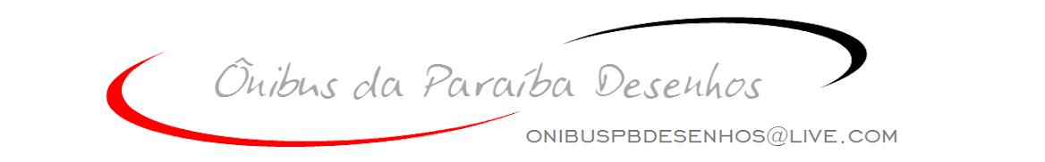 Ônibus da Paraíba - Desenhos