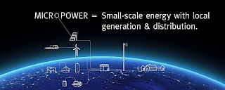 OMC Power & M-KOPA - Off Grid Energy Providers