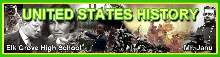 Janu's United States History Class