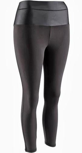 leggings deportivos moldeadores efecto vientre plano Domyos
