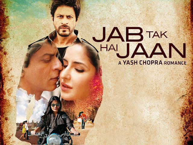 Jab Tak Hai Jaan Movie Info and Songs Download