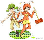 Boa tarde Aqui está o Chaves e o Chapolin anime