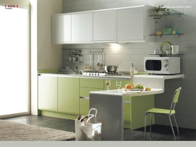 Desain Ruang Dapur on Desain Dapur Minimalis Modern Archipost