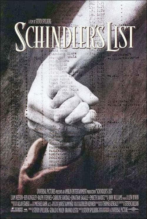 La Lista de Schindler 1993